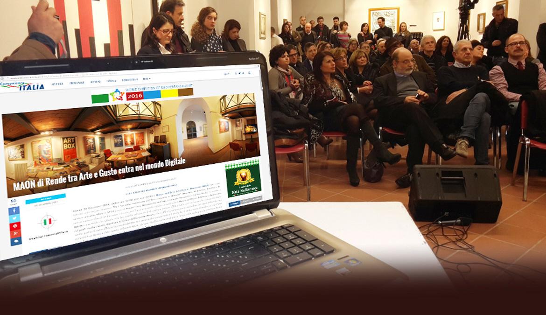 Museo MAON: l'Arte incontra la Dieta Mediterranea e brinda con Calici di Storia