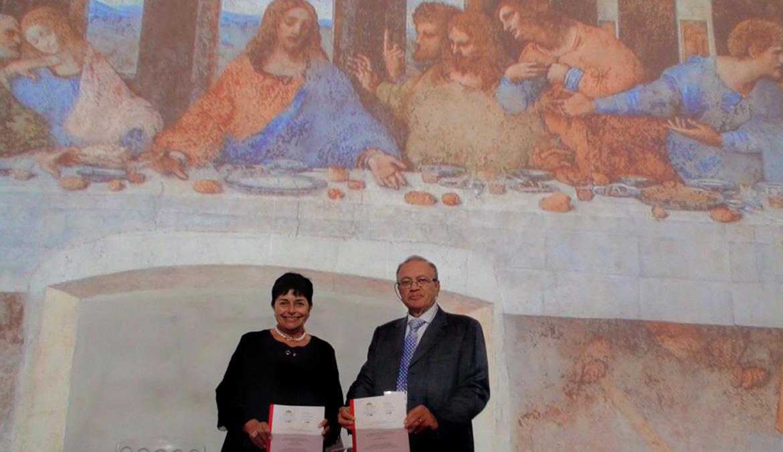 """Associazione """"Le Mappe dei Tesori d'Italia"""" firma il protocollo per la BIENNALE"""