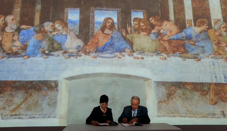 Biennale: Cenacolo di Leonardo accoglierà le Nazioni nel Mezzogiorno d'Italia