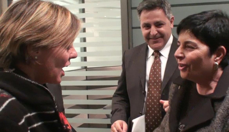 Dieta Mediterranea e BIENNALE 2016 entusiasmano Ministro Lorenzin in Calabria